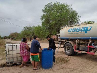 Esperan con ansias la temporada de lluvia en Alto Paraguay