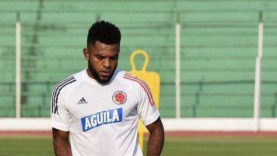 Colombia confirma la baja de Miguel Borja