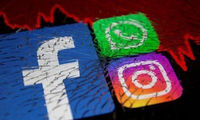 Las pérdidas millonarias que causó la caída de Facebook, WhatsApp e Instagram .