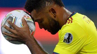 Colombia confirma la baja de Borja