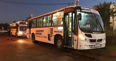 La Nación / Bus gratuito cubrirá itinerario de la Línea 21 en Fernando de la Mora