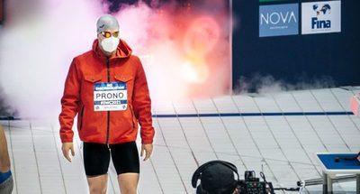 Prono se anota en tres pruebas para la segunda etapa en Budapest