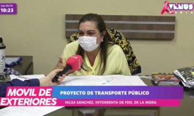 Lanzan plan piloto de cobertura interna de transporte público en Fernando de la Mora