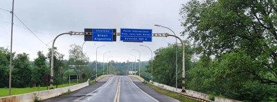 Habilitan paso fronterizo de Puerto Iguazú para actividades turísticas