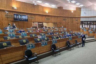 Diputados aceptan veto total a la ley del autoblindaje