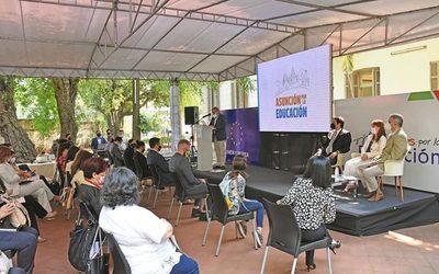 """Juntos por la educación lanza la campaña """"Votá Educación"""""""