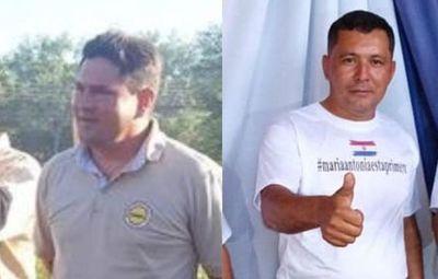 Renuncian dos candidatos a la intendencia de Paraguarí y María Antonia
