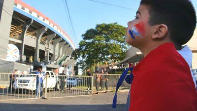 Entradas agotadas para Paraguay vs. Argentina