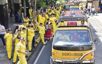 Bomberos Voluntarios se desmarcan de grupo investigado por fiscalía