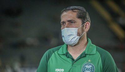 El Coritiba de Morínigo lleva 7 partidos sin perder y sigue en la cima de la Serie B