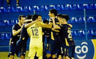 Copa Paraguay: Luqueño se instala en cuartos •