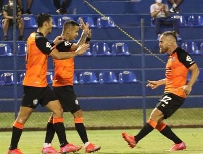 Olimpia supera a Resistencia y avanza en Copa Paraguay