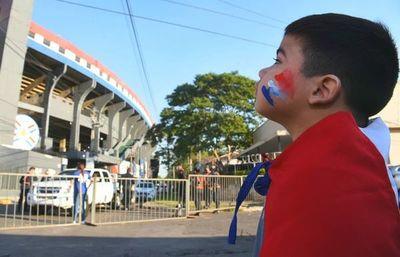 Paraguay vs. Argentina: Entradas agotadas