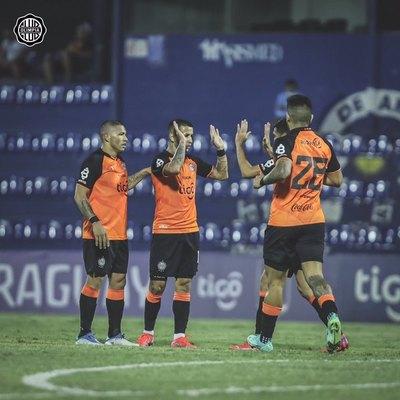 Con lo justo, Olimpia supera a Resistencia y está en cuartos de la Copa Paraguay