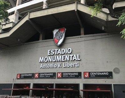 River Plate busca jóvenes talentos en Paraguay