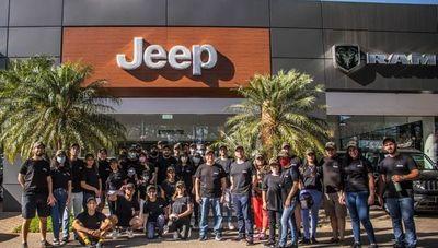 Jeep muestra una progresión positiva y espera repuntar con nuevos lanzamientos regionales