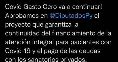 La Nación / Aprueban pago de US$ 40 millones a sanatorios