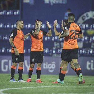 Olimpia, entre los ocho mejores de Copa Paraguay