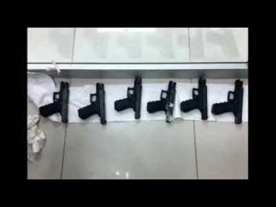 Policías secuestran a traficante de  armas y lo despojan de 200 mil Reales
