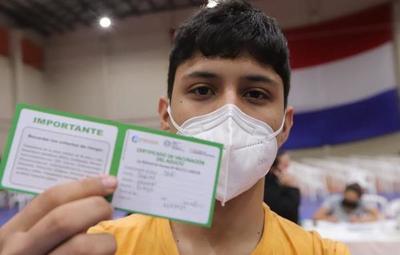 Primeras dosis anticovid: último día de la semana para inmunización