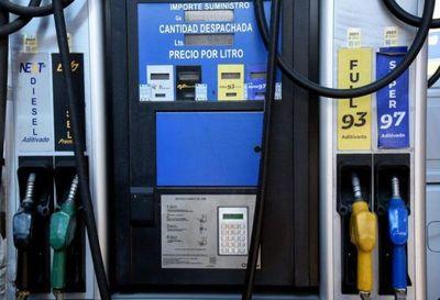 Esta vez sería de G. 600 la suba de los combustibles