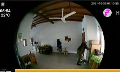 Detienen a supuestos ladrones domiciliarios en Villa Elisa