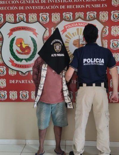 Capturan en el barrio San Juan a buscado por incumplimiento del deber alimentario – Diario TNPRESS