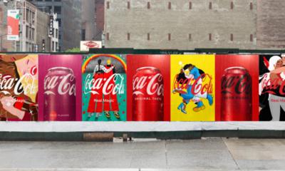 Coca Cola presenta su nueva plataforma de marca global