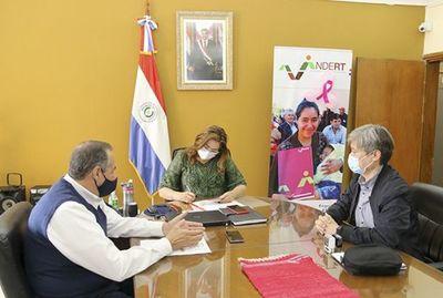 Indert construirá agencia regional en la comunidad emblemática Arroyito