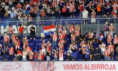 Entradas para el partido Paraguay – Argentina ya están agotadas