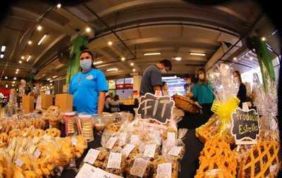 Más de 80 expositores hoy en feria de emprendedores del Mariscal López Shopping