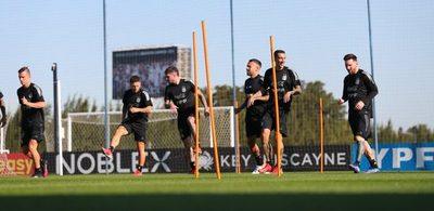 El probable equipo que prepara Argentina para el duelo con Paraguay