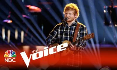 Ed Sheeran se une a 'The Voice' como mega mentor