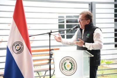 Nicanor abogó por la continuidad de las políticas sociales, sanitarias y económicas del Gobierno
