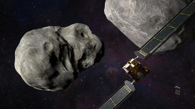"""La NASA lanzará un cohete para impactar en un asteroide durante una misión de """"defensa planetaria"""""""