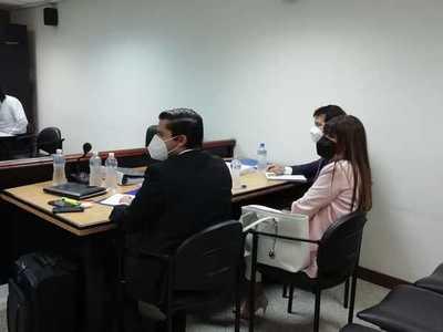 Victor Bogado, en rebeldía por evadir juicio oral