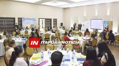 FORO EDUCATIVO PROMUEVE ACABAR CON LA TRATA DE PERSONAS EN ITAPÚA.
