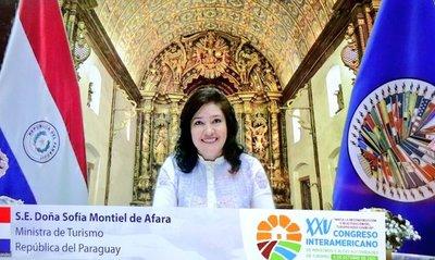 """Congreso Interamericano de Ministros de Turismo aprueban """"Declaración de Paraguay"""" para la reactivar el sector"""