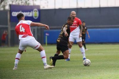 Tembetary da la nota y elimina a River de la Copa Paraguay
