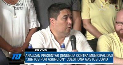 """Oposición analiza presentar denuncia contra """"Nenecho"""" Rodríguez"""