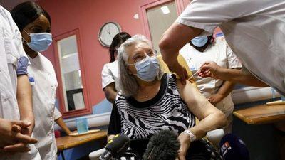 Más de 75% de los adultos europeos completó la pauta de vacunación