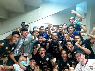 Tembetary sorprende en la Copa Paraguay