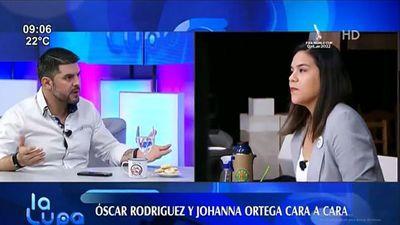 Rodríguez no habla de facturas y alardea de su   experiencia