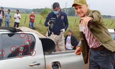 Pistoleros atentan contra candidato a intendente de Hernandarias y su hijo – Diario TNPRESS