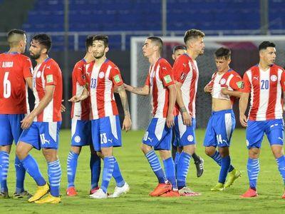 Las posiciones y en qué lugar arranca Paraguay el combo