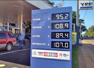 La apertura de fronteras con Argentina podría causar escasez de combustible en sus provincias