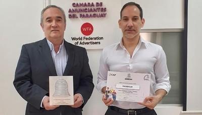 Prosegur Alarms fue reconocida en los premios Ranking de Marcas Empresas 2021