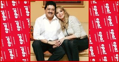 Rubén Rodríguez y Ana Cardozo celebran una año más de su nieto