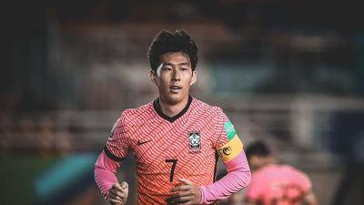Heung-Min Son salva a Corea sobre el final