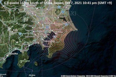 Un terremoto de magnitud 6,1 sacudió a Tokio, no hay peligro de tsunami
